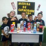 ATIVIDADES SOBRE MEDIDAS DE CAPACIDADES