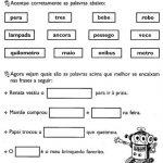 ATIVIDADES COM ACENTO AGUDO E CIRCUNFLEXO