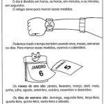 ATIVIDADES COM MEDIDAS DE TEMPO