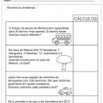 Atividades de Problemas Matemáticos para o 2º Ano