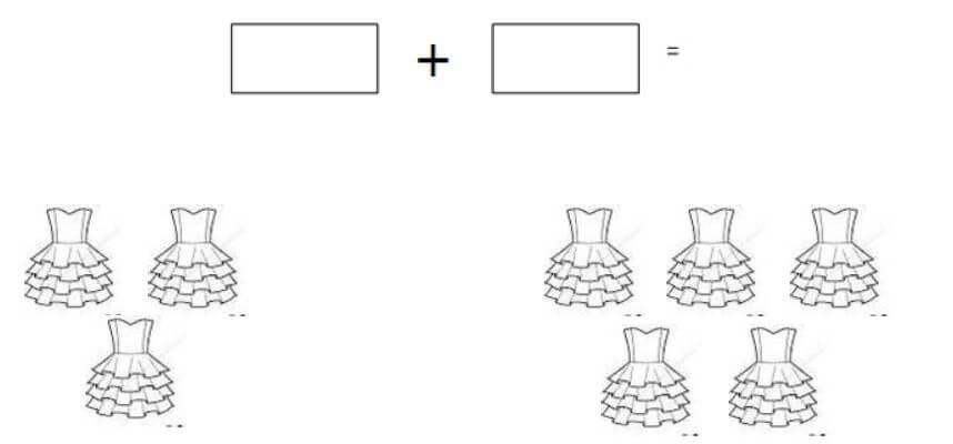 Atividades de Matemática Sobre Problemas de Soma