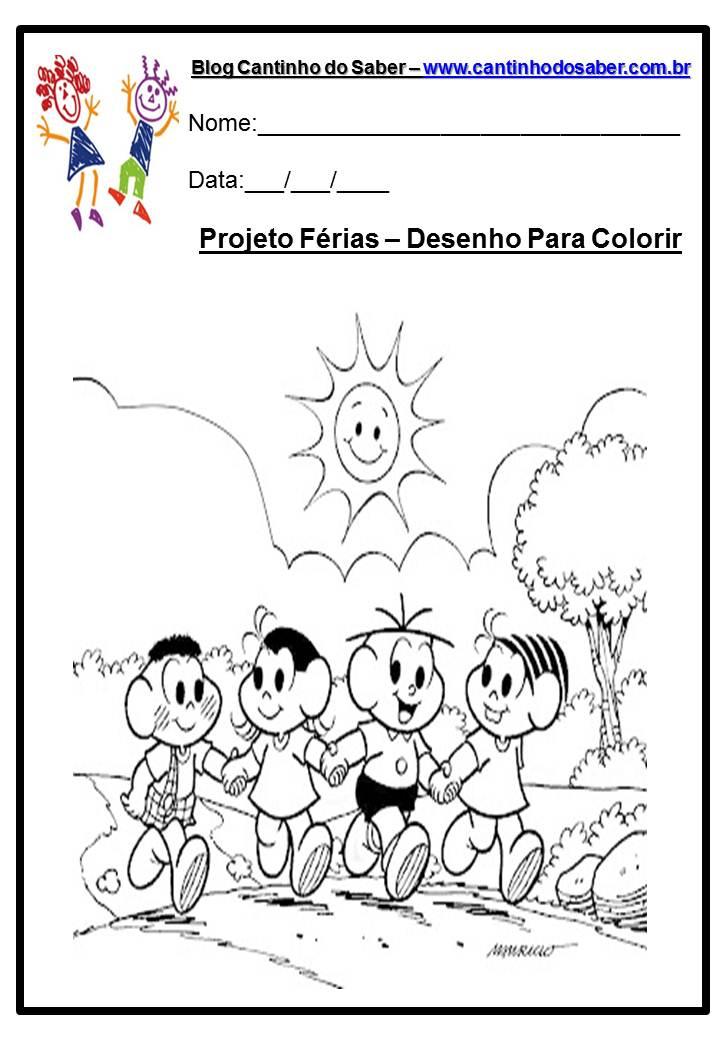 Atividades Para Ferias Educacao Infantil
