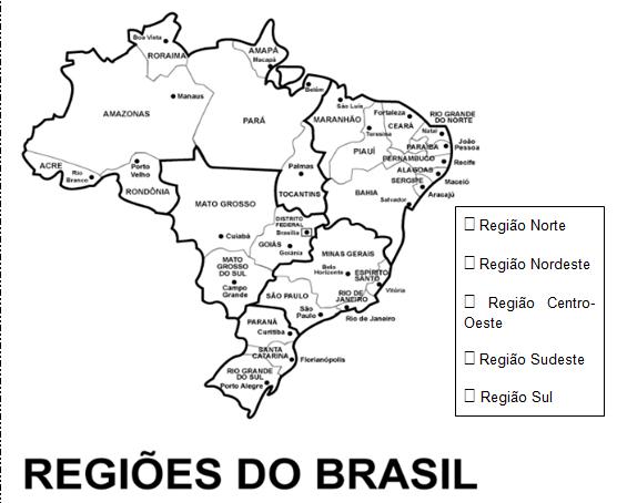 AVALIAÇÕES DE GEOGRAFIA PARA O 4º ANO