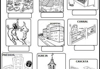 Atividades Sobre Geografia Atividades Pedagogicas
