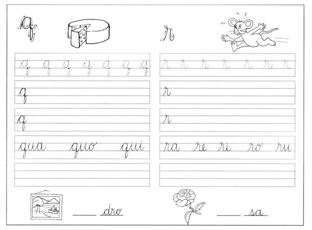 Atividades de Intervenção Pedagógica para Imprimir