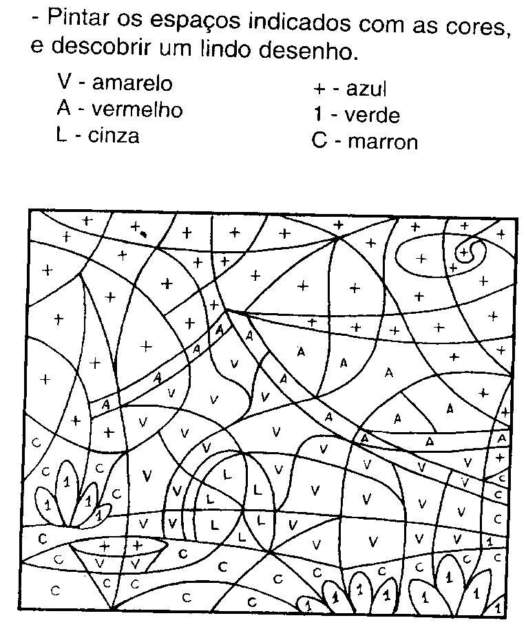 ATIVIDADES DE PINTURA DIRIGIDA