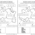 ATIVIDADES SOBRE A REGIÃO NORTE DO BRASIL