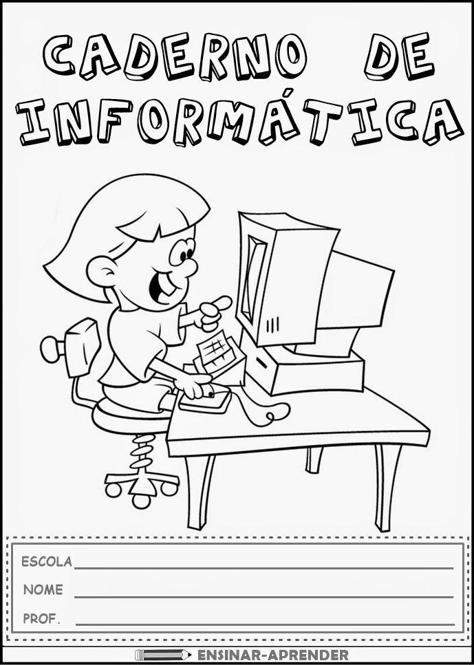 Atividades Sobre Informática para Educação Infantil