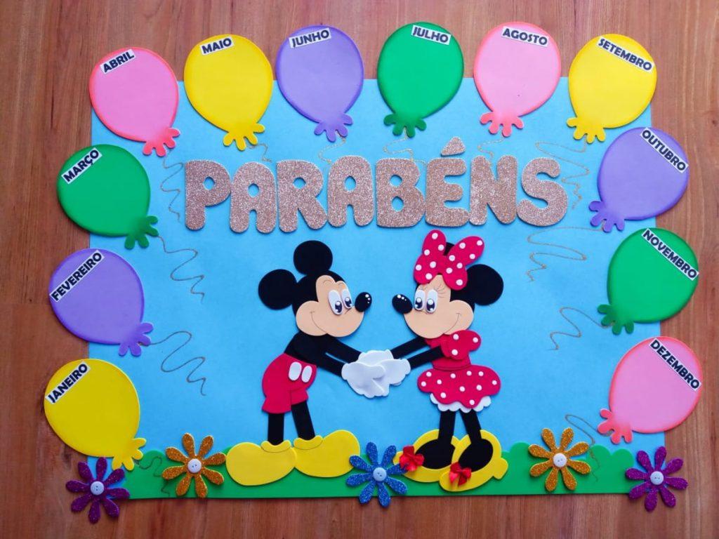 Dicas de Cartazes Decorativos Com o Tema Disney